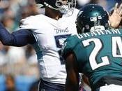 Análisis semana 2018 Eagles Titans