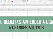 ¿Por deberías aprender usar Excel? razones