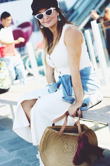 Como Combinar Un Vestido Blanco Paperblog