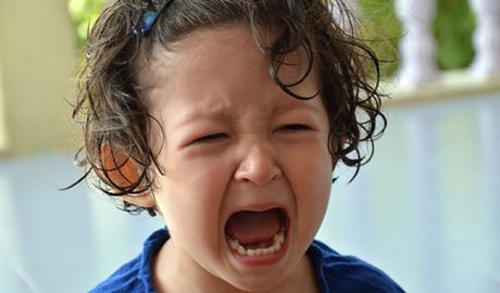 Signos que identifican cuando un niño está sufriendo de estrés