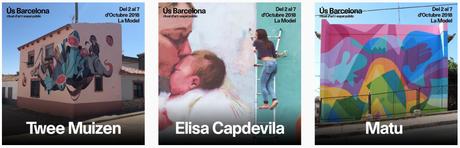 Última edición del Festival Ús Barcelona desde La Modelo