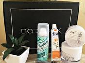 BodyBox Septiembre 2018: Rentrée