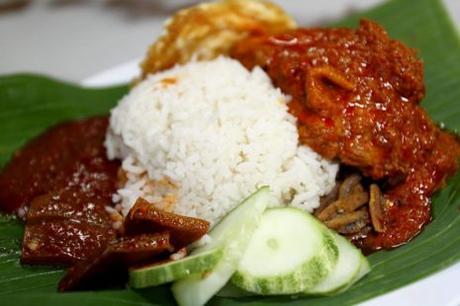 4 platillos típicos de la comida de Malasia