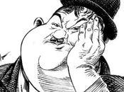 Inktober, Oliver Hardy