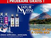 Prueba gratis productos NaturVital vete viaje!