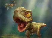 Unas cuantas ilustraciones dinosaurianas... (XXVIII)