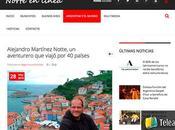 Viajes anécdotas Martínez Notte