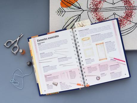 Mis manuales básicos de bordado
