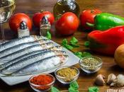 Receta sardinas moruna (sardinas tomate pimientos)