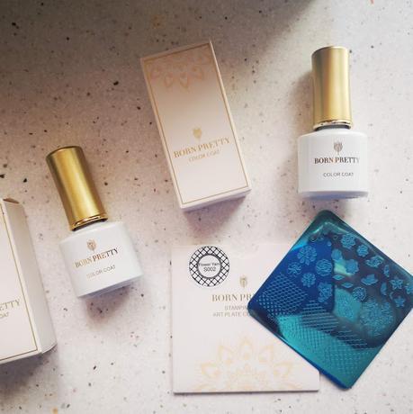 Algunas novedades y promos de Born Pretty Store (uñas, nail art y manicuras)