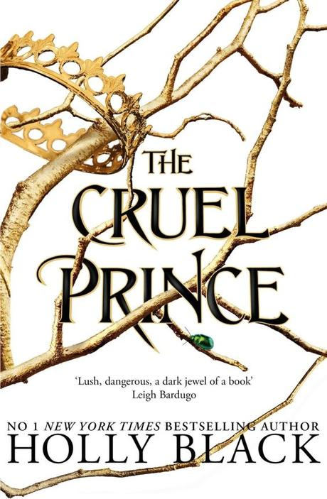 The first novel in this series, The Cruel Prince, takes place ten years after Jude's parents were killed and she and her sisters were taken to live with the High Court of the Faeries. Now, she is desperate to fit in with her royal peers, despite her mortality and the fact that many of the fey hate humans. Especially the cruel prince (ha, get it?) Cardan, who is as beautiful as he is evil. Jude will have to cross him to earn her place among royalty, but is it worth risking her life?Get The C