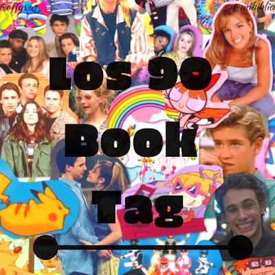 Book Tag #35: Chicos de los 90