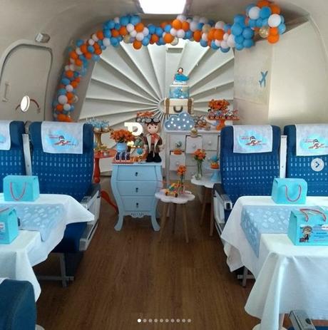 12 ideas para tu fiesta de aviones