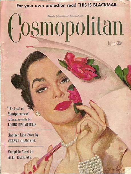 portada de la revista Cosmopolitan, junio de 1948