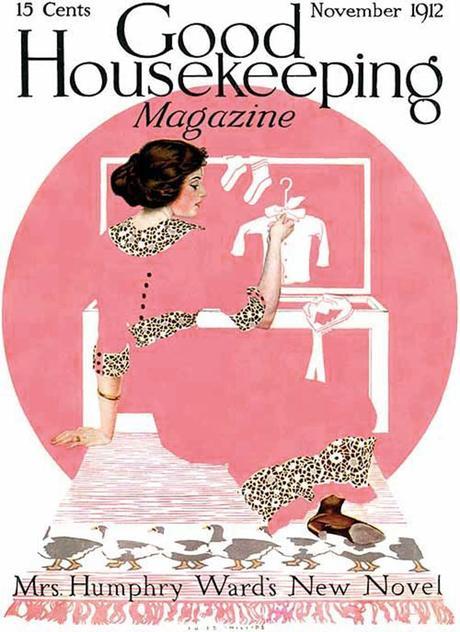 portada de la revista Good Housekeeping, noviembre de 1912