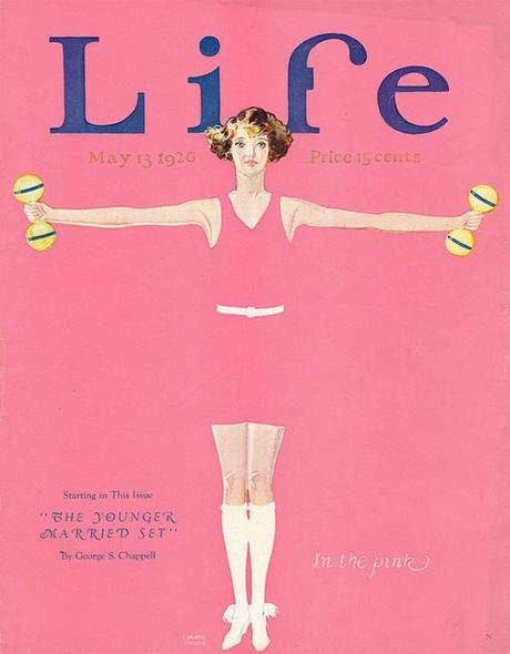 portada de la revista Life, mayo de 1926