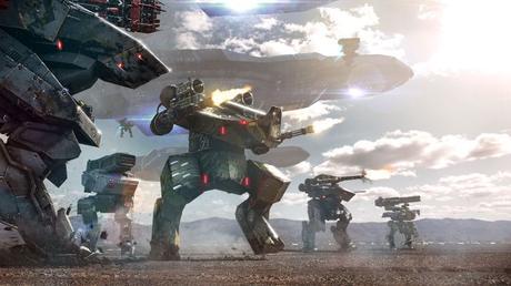"""War Robots: El popular juego de """"Battle"""" Online, esta en una inminente crisis?"""