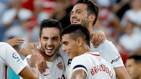 La mejora en ataque clave en el liderato del Sevilla FC