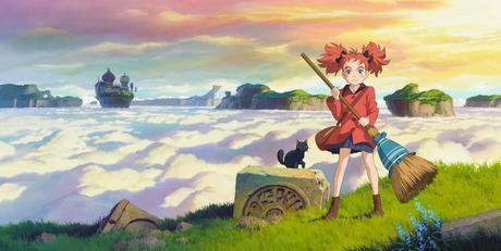 """""""Mary y la Flor de la Hechicera"""", una película que pudo ser del Estudio Ghibli, llega a cines"""
