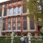 El Musei di Strade Nuove en la Vía Garibaldi