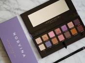 Reseña: Norvina Palette Anastasia Beverly Hills swatches looks)