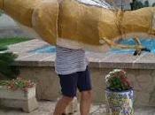 disfraz artesanal Concavenator Wallapop Eloi
