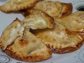 Empanadillas horno rellenas quesitos