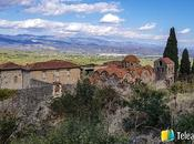 Mistrás, fortaleza Peloponeso