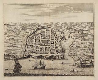 Mapa zona colonial, Santo Domingo, vuelta al mundo, round the world, mundoporlibre.com