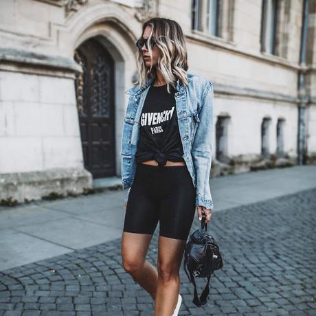 TENDENCIAS; LOVE IT or HATE IT, PANTALONES CICLISTAS.-