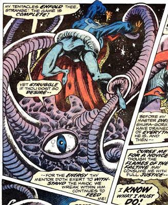 Un mito de Cthulhu de Marvel