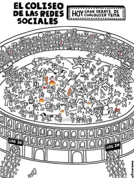 El Coliseo de las Redes Sociales