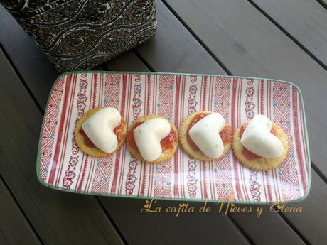 Bombones de queso con cardamomo