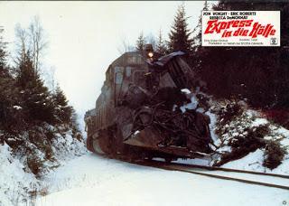 El tren del infierno (Runaway train, Andrey Konchalovskiy, 1985. EEUU)