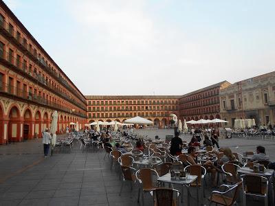 Plaza Mayor de Córdoba
