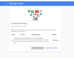 google plus cierra recupera tus datos