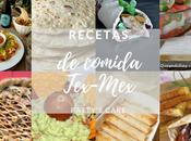 casa recetas Tex-Mex para cenar amigos
