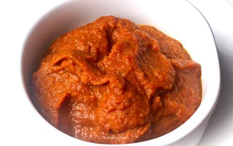 salsa de no tomate