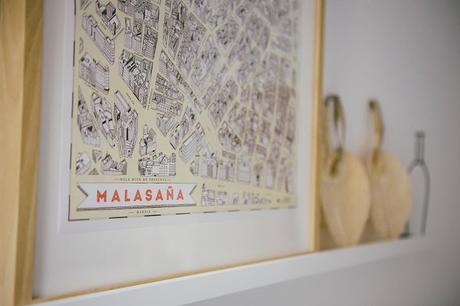 24 m2 en Malasaña