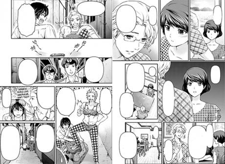 El anime Domestic na Kanojo, es fechado en Japón