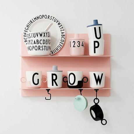 Vajillas Design Letters