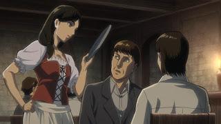 Reseña / Shingeki no Kyojin Season 3 / Episodios 9 - 11