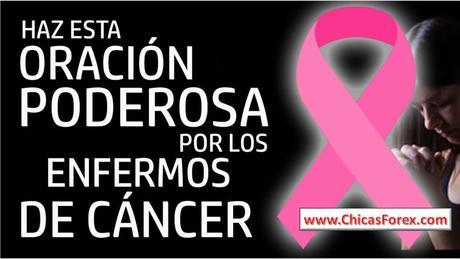 Oracion por los Enfermos de Cancer Terminal