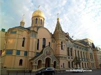 Mi viaje a Rusia: día 7, monasterio de Sergiev Posad y mercado Izmailovo