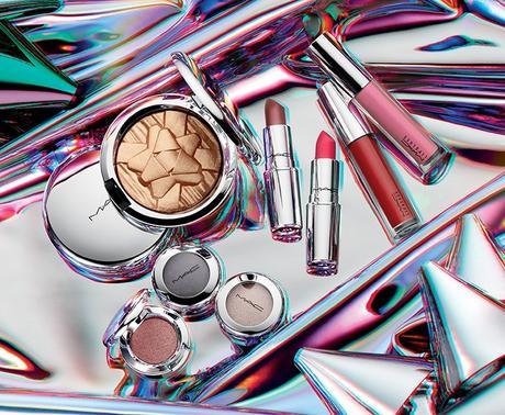 Próxima colección de MAC Shiny Pretty Things (Holiday 2018)