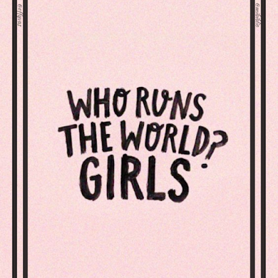 Book Tag #36: Girl Power