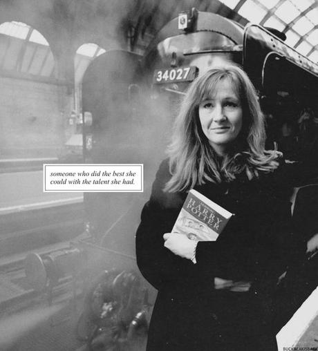 J.K. Rowling had a huge influence on me as a reader. From the time the first installment of the series came out, I was hooked. I could not stop reading. It started as an assignment, but grew into me reading for pleasure. I have read mostly only fantasy genre books since.