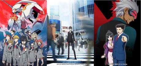 NewType Anime Award 2018, anuncio de triunfadores