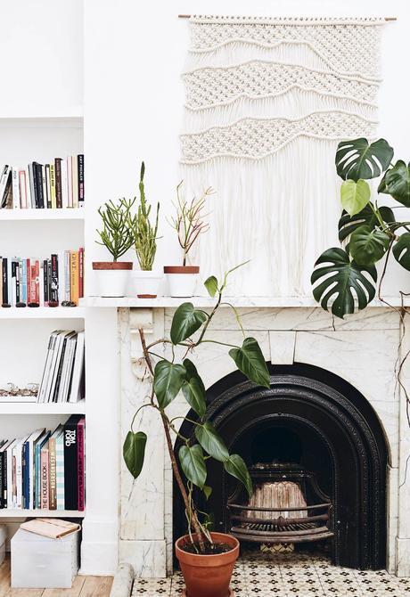 Cómo decorar con macramé: 10 ideas
