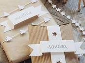 Consigue packaging Chic para realizar regalos.